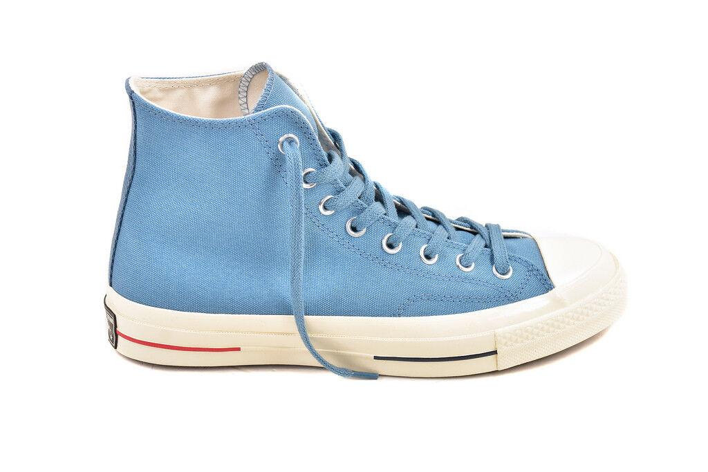 Converse Unisex todos Star Hi 70 Aegean tormenta 160491 Zapatos Azul UK10