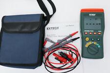 Extech 380363 Digital High Voltage Insulation Tester 1000v 10gohm