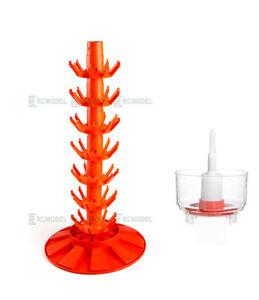 Brand-New-Bottle-Tree-63-amp-Bottle-Rinser-Washer-Sanitiser-Home-Brew-Supply-Kit