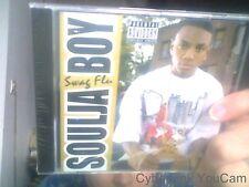 CD de Swag Flu - Soulja Boy