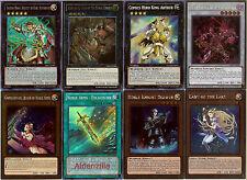 Yugioh Noble Knight Deck - 40 Cards + 12 Extra - Artorigus, Arthur, Gwenhwyfar