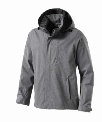 McKinley Men's wanderfreizeit Functional Jacket Edinburgh Grey