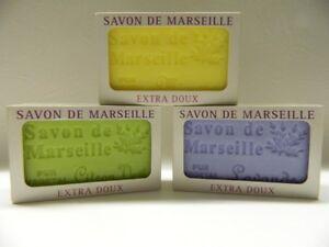 Lot-216-Savon-de-Marseille-100-VEGETAL-125-Gr-parfumes-avec-boite-individuelle
