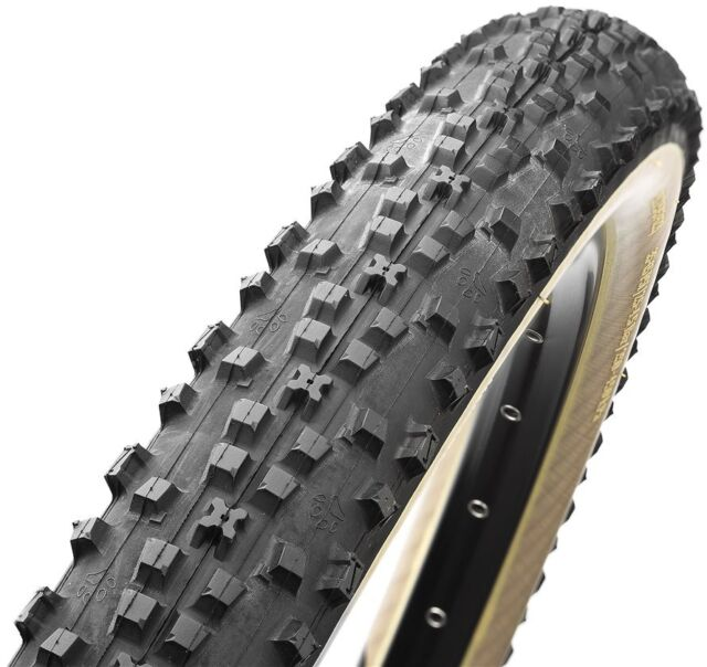 650b Onza Canis Mountain Bike Tire 27.5 x 2.25 Tan//Skinwall