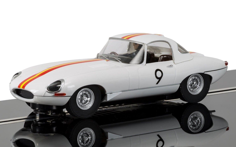 C3890 Scalextric Jaguar E-Type 1965 Bathurst - No.9 - Bob Jane - New & Boxed