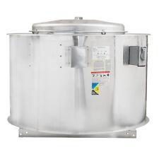 Hoodmart 4200 Cfm 1287 Rpm 1 Ph Belt Drive Centrifugal Upblast Exhaust Fan