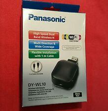 Panasonic DYWL10 WiFi Wireless LAN Network VIERA Cast Bluray Adapter DY-WL10 NEW