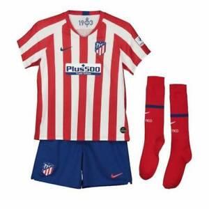 separation shoes 8abfc 4054d Details about Nike Atlético de Madrid Home Kit 2019/20 - Little Kids