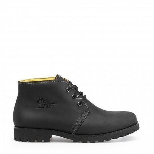 Panama Jack Herrenschuhe Schuhes Stiefeletten Schuhe Stiefel Napa Grass Negro