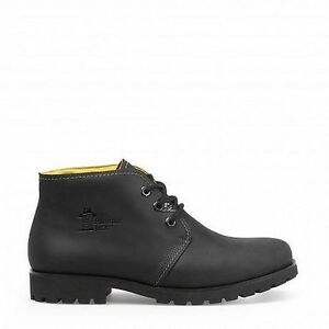 low priced 08305 f5bab Details about Panama Jack Herrenschuhe Shoes Stiefeletten Schuhe Boots Napa  Grass Negro