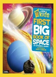 National Geographic Little Kids First Big Book of Space (First Big Books) By Ca