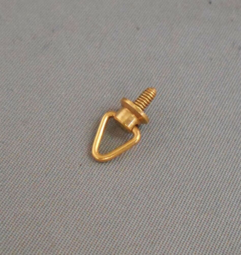Ring Tops-Gold Plated-For vintage pen repairs