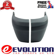 A PAIR OF REAR BUMPER CORNER / END CAPS FITS FORD TRANSIT CONNECT 2002-2013