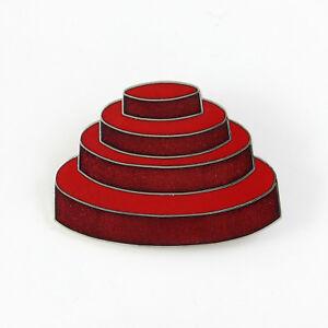 "Vintage ACME Studio ""Hat"" Brooch by DEVO Member Gerald Casale"
