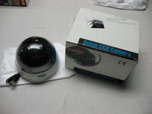 security surveillance camera CCD dome B//W HTC 153