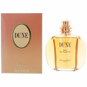 f9689ca387a3 Dune by Christian Dior 3.4 Oz EDT for Women 100ml Spray   eBay