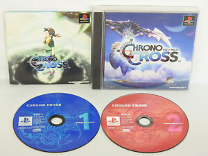 Details about CHRONO CROSS Ref/ccc PS1 Playstation Japan Game p1