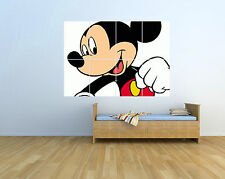 Mickey Mouse - Massive Wall Poster/Picture/Art 01