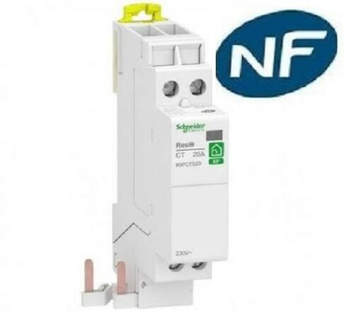 resi9  xp Schneider R9PCTS20 20A 2no Contacteur