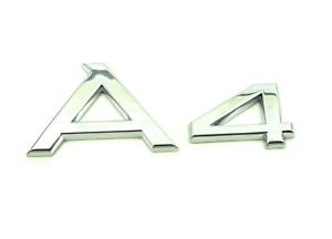 Véritable Neuf Audi A4 Arrière Badge Pour A4 Allroad 2010 + & A4 2004+ Quattro