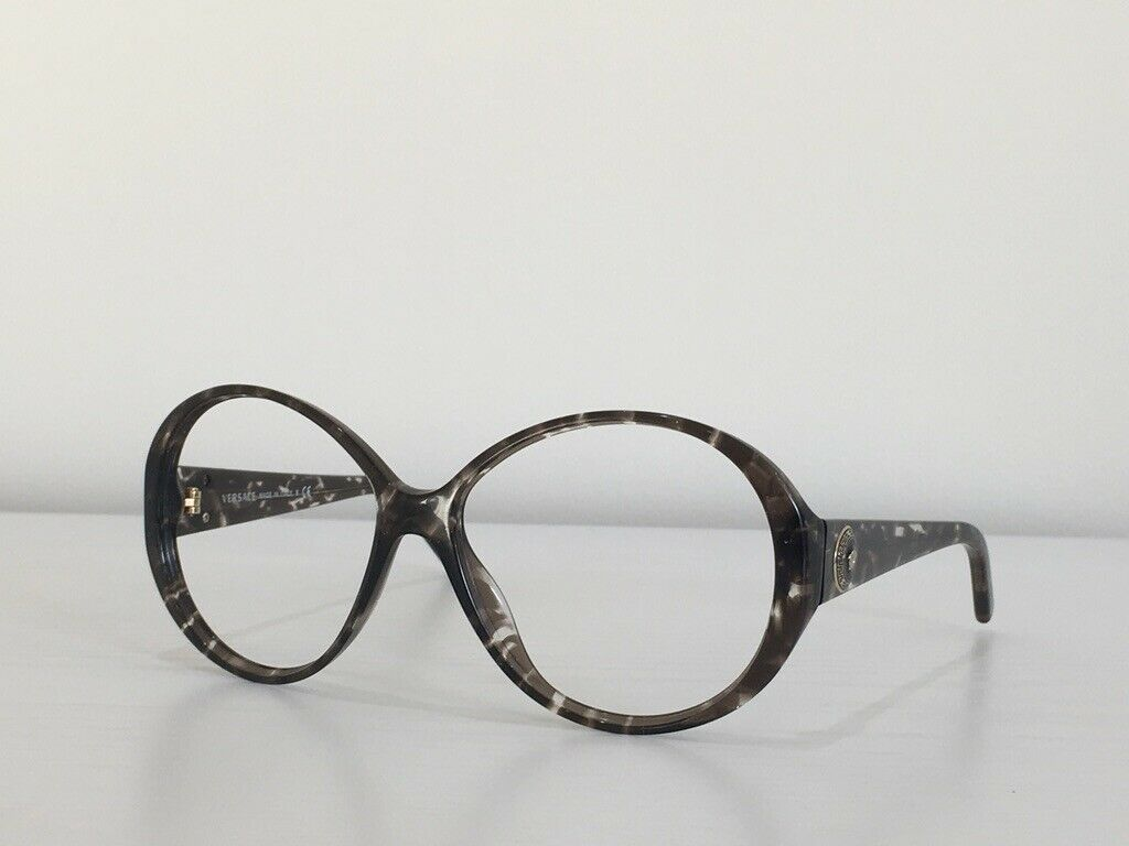 101 Versace MOD 4239 9697/73 Oval Havana Medusa Sunglasses Frame Only 58*15*135