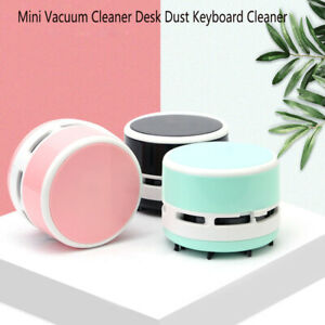 Ordinaire Details About Mini Vacuum Cleaner Office Desk Dust Home Table Sweeper  Desktop Cleaners Useful
