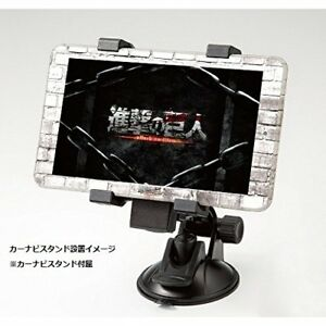 Details about NEW Attack on Titan Tablet Portable Car Navigation with Cover  7-Inch AOT700-EX