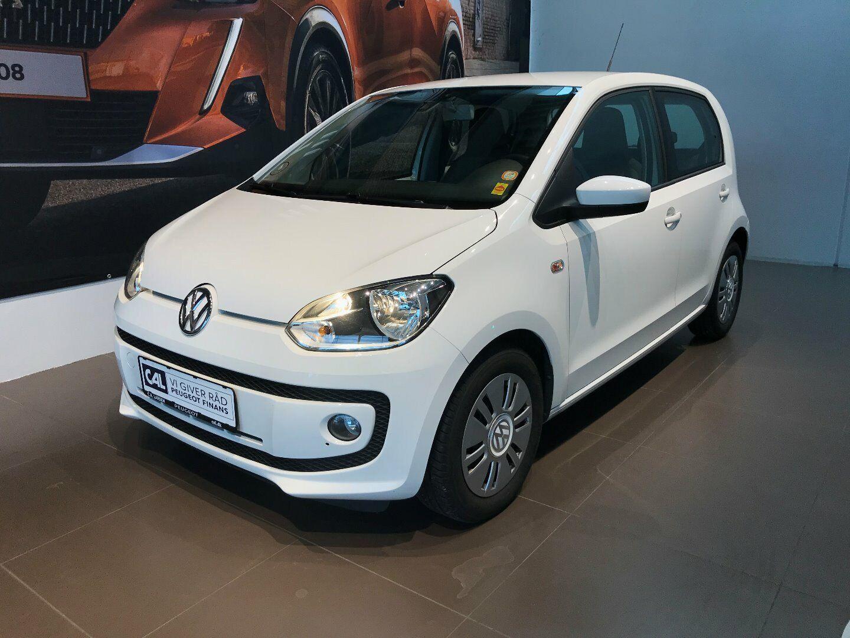 VW Up! 1,0 60 Move Up! BMT 5d - 59.900 kr.