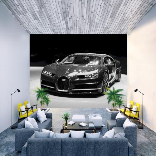 Papier peint papier papier peint Bugatti Chiron NR hs2358