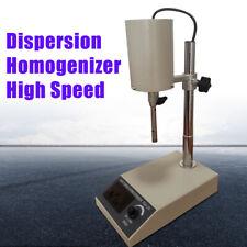 High Speed Homogenizer Lab Mixer Laboratory Machine 22000rpm 110v Stainlesssteel