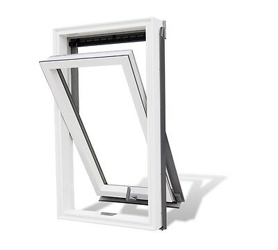 RoofLITE APX White PVC Roof Window & Flashing
