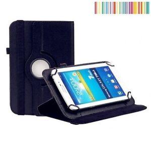 "Funda carcasa giratoria 360º tablet Universal 10"" 10.1"" - negro"