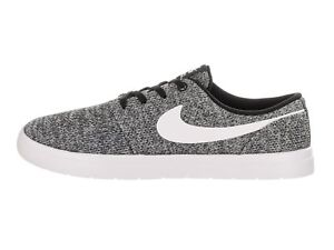 quality design 39eba 87a76 Image is loading NIKE-MENS-SB-PORTMORE-II-ULTRALIGHT-SKATEBOARDING-SHOES-