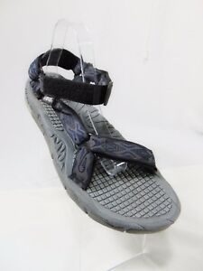 7a94ed7973ab Details about TEVA Valkyrie Men s Sport Sandals Water Shoes Sz 13 M Trail  Hiking Kayak F12k7