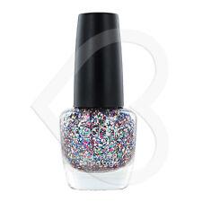 Technic Carnival Multi Colour Rainbow Glitter Nail Polish/Varnish Sparkle Dazzle