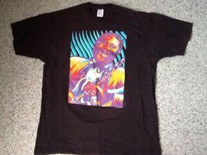 Feels like The Blues 1993 Blues Music Band T-Shirt Vintage Buddy Guy Grab It !