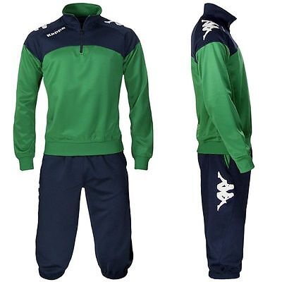 Kappa Sport Tracking suit KAPPA4SOCCER BOX2TRAIN Tracksuits Man