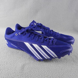 NWT Adidas B40815 Blue/Wht Sprint Star