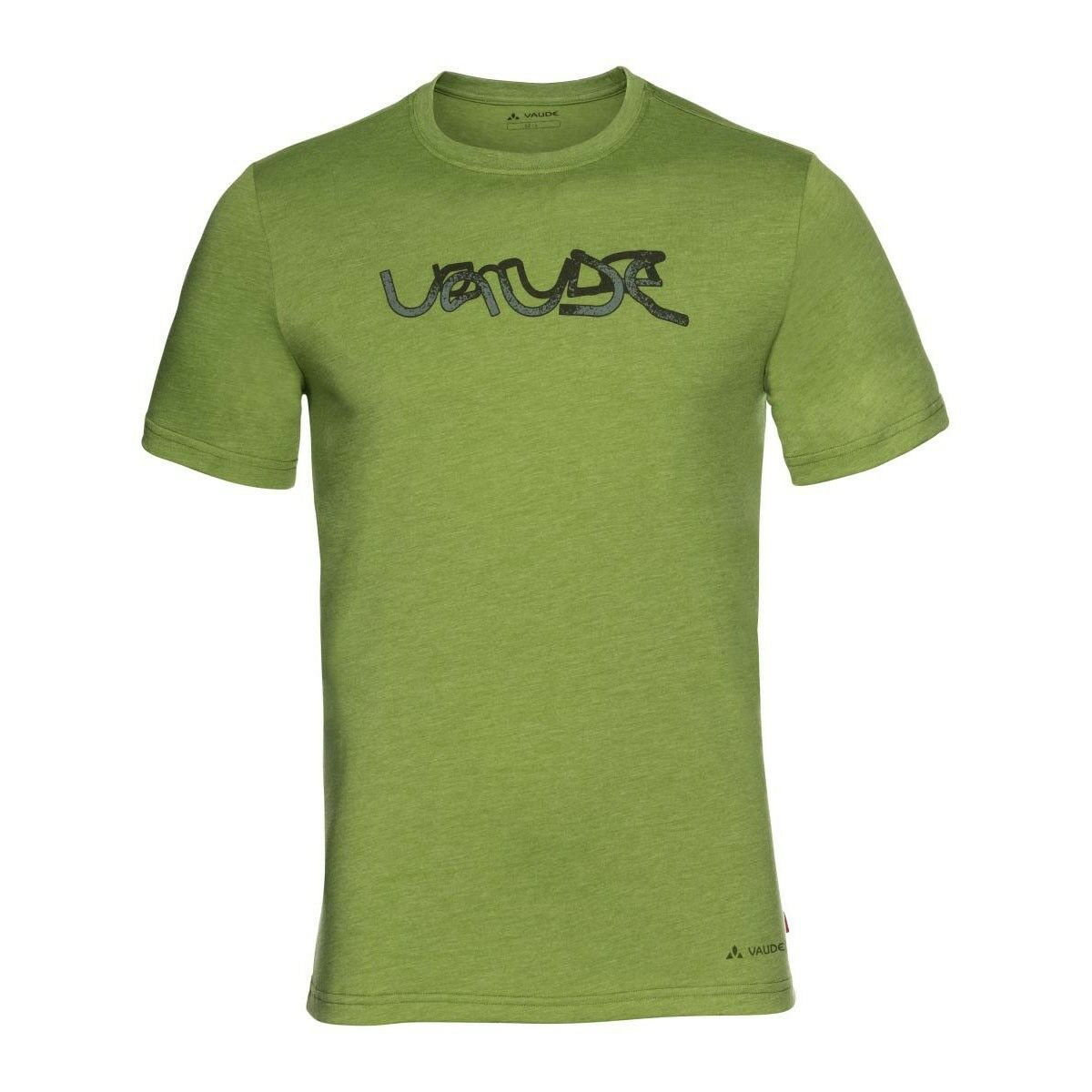 Vaude Vaude Vaude Cyclist t-shirt III función camisa verde 54a8f1