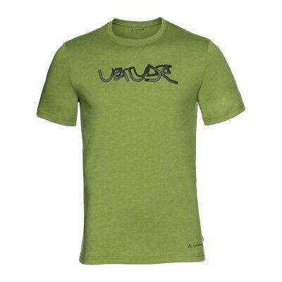 Vaude Cyclist T-shirt Iii Funzione Shirt Verde-mostra Il Titolo Originale