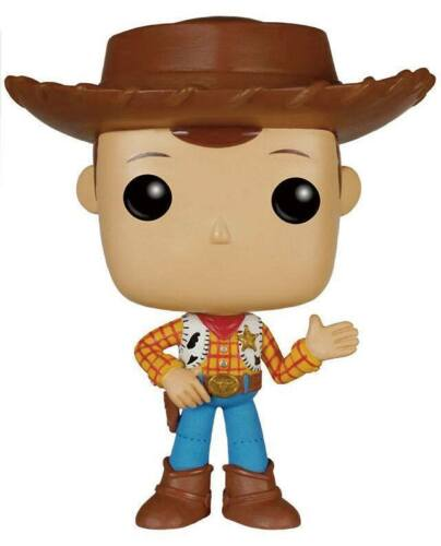 Funko POP Toy Story 20th Anniversary Woody #6877