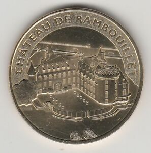 -- 2014 MEDAILLE JETON MONNAIE DE PARIS -- 78 120 CHÂTEAU DE RAMBOUILLET - France - Type: Monnaie de Paris Thme: Patrimoine culturel Année: 2014 - France