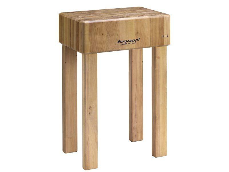 Ceppo in legno 60x40x20   ceppo per macelleria -