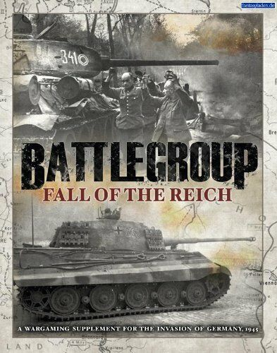 Plastic Soldier Company Battlegroup BGK005 Fall of the Reich
