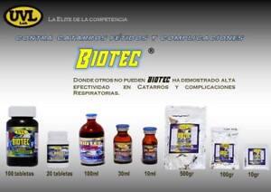 UVL Biotec 100 gram