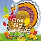 One Big Turkey by Anne Vittur Kennedy (Board book, 2016)