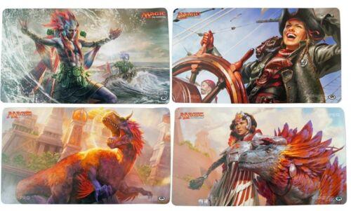 Ixalan Magic the Gathering MTG Playmat-diversi motivi
