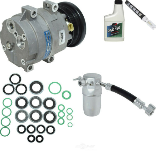 A//C Compressor /& Component Kit-Compressor Replacement Kit UAC KT 3705