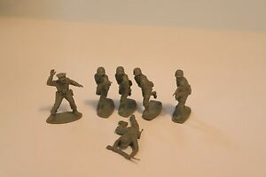 Capable Airfix Marines Americani Scala 1/32