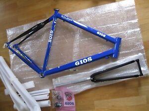 Gios Baleno Rahmen Frameset NEU Frame Set Alu / Carbon